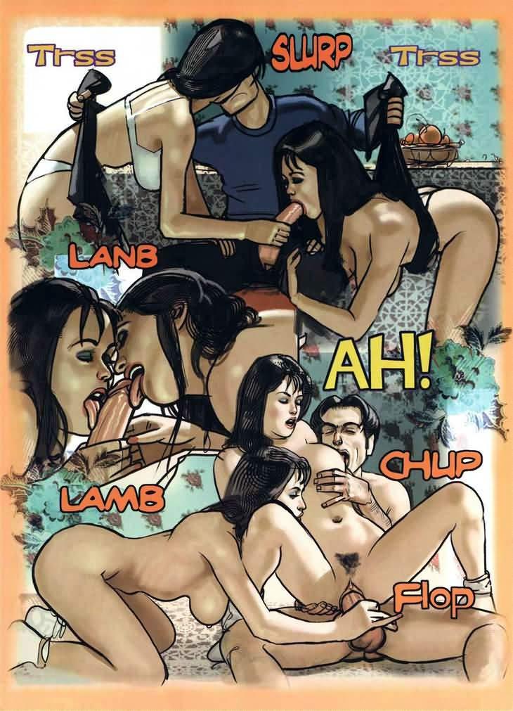 Ретро порно комиксы 78615 фотография